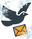 carrier pigeon icon